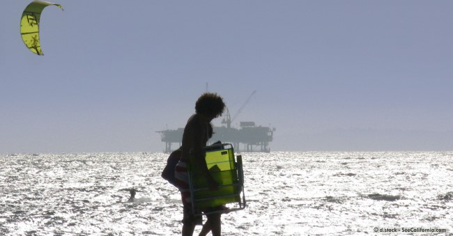 Oil and The Sea, California Dreamin'