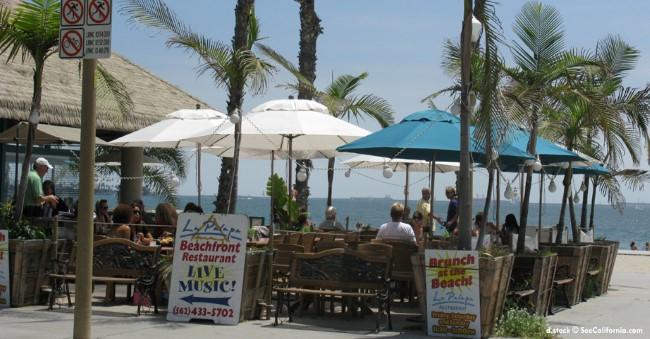 la palapa ocean view dining